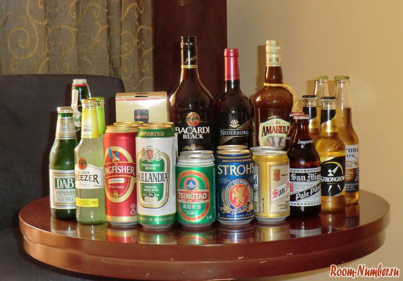где купить алкоголь в ОАЭ