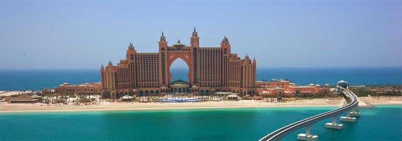 Экскурсия в Дубай. Мы — единственные туристы