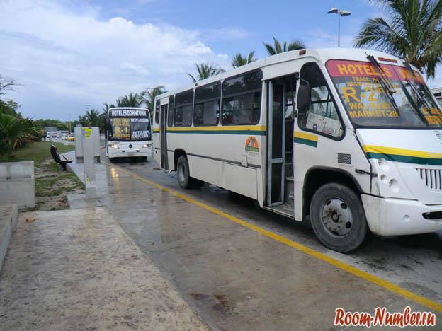 Самостоятельная прогулка по Канкуну