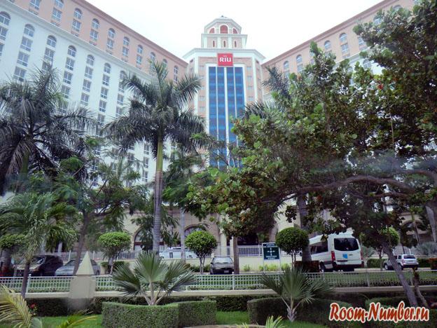 Очередной пятизвездочный отель