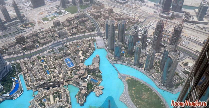 Путешествие в Арабские Эмираты. Наши впечатления и что мы посмотрели в Дубае