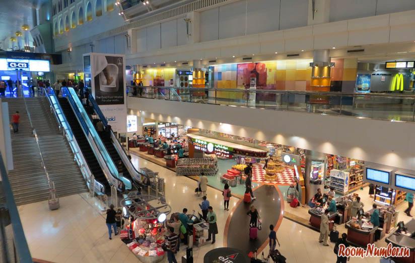 Аэропорт Дубая