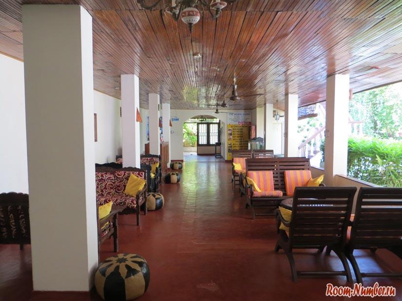 Аренда номера в отеле Star Holiday Resort в Хиккадуве