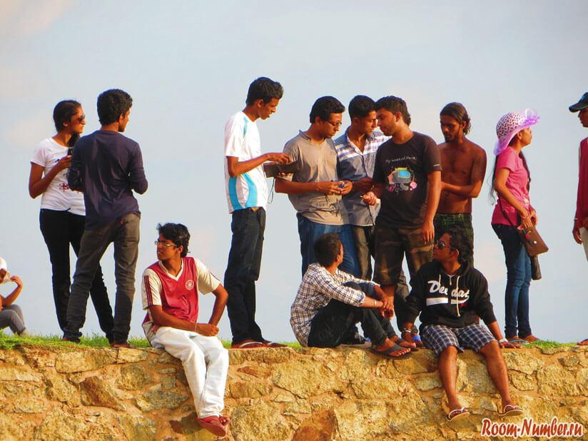 Отрицательные стороны Шри-Ланки