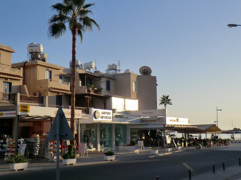 Самостоятельная прогулка по Пафосу