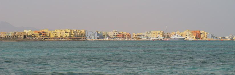 Эль-Гуна, Египет: наши фото и отзывы о курорте
