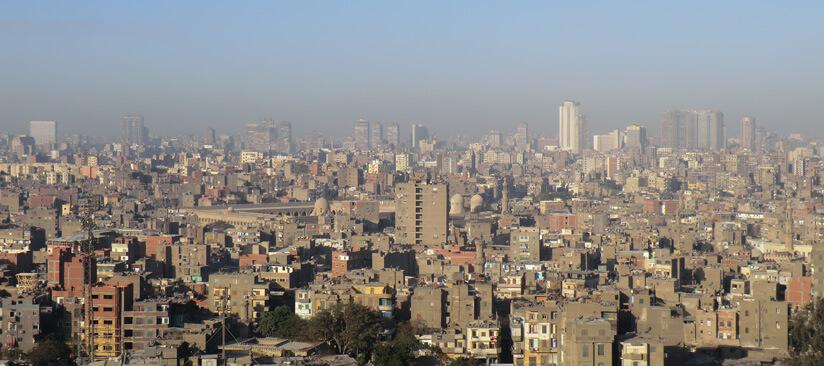 Экскурсия в Каир: вот где настоящий Египет. Фото города