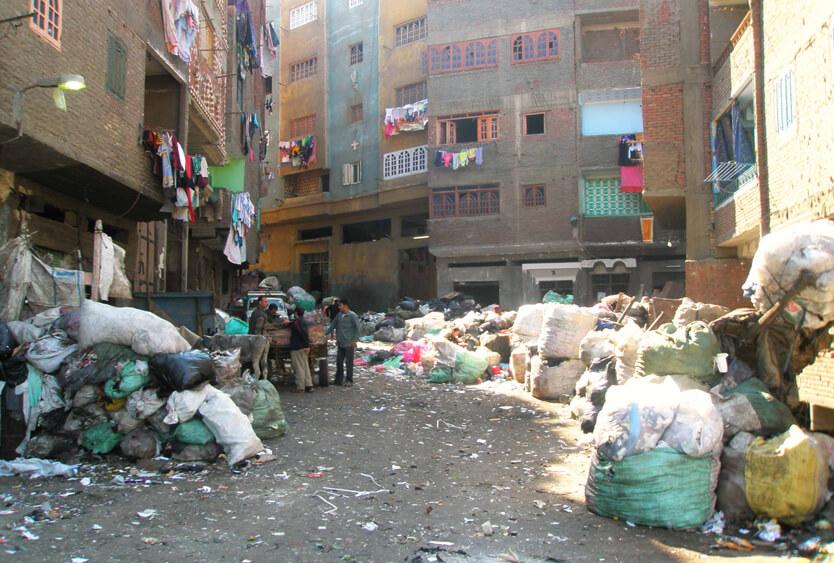 каир мусор