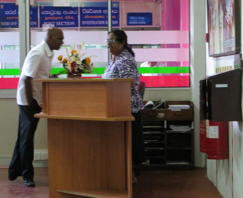 Как продлить визу в Шри-Ланку на 2 месяца в Коломбо