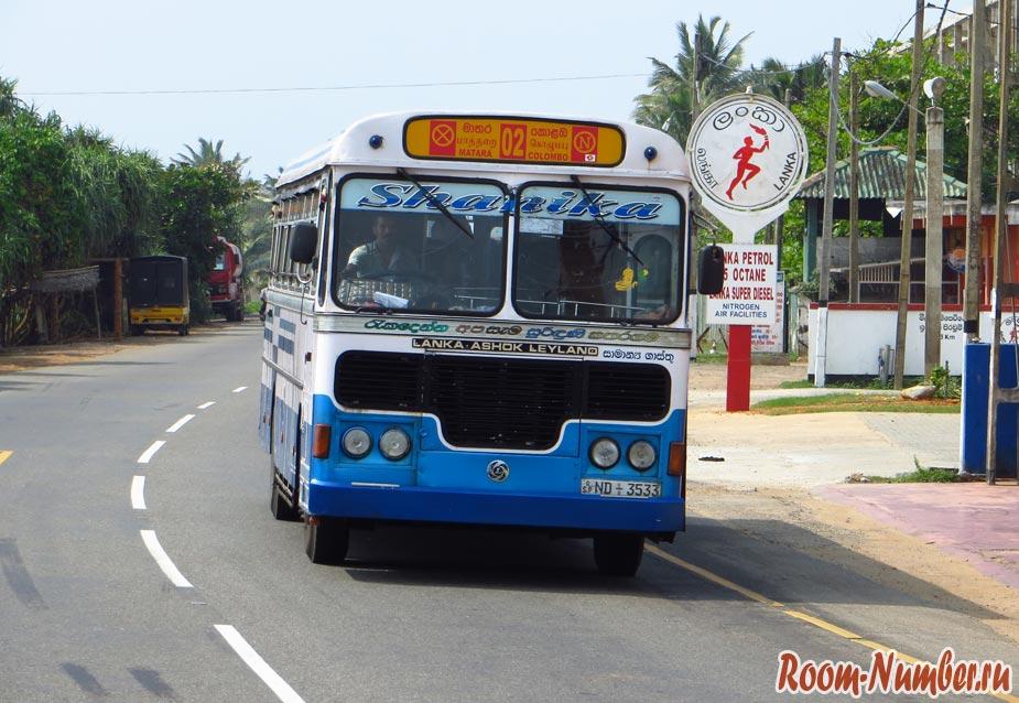 Как из аэропорта Коломбо доехать до Хиккадувы. Трансфер и способы добраться своим ходом