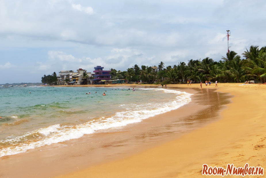 Хиккадува Шри-Ланка