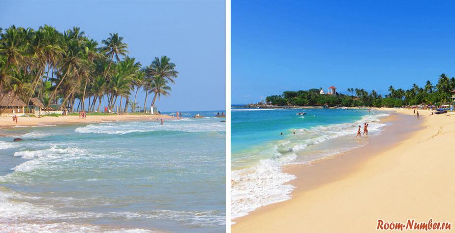 Мирисса и Унаватуна: что выбрать? Сравнение двух лучших пляжей Шри-Ланки