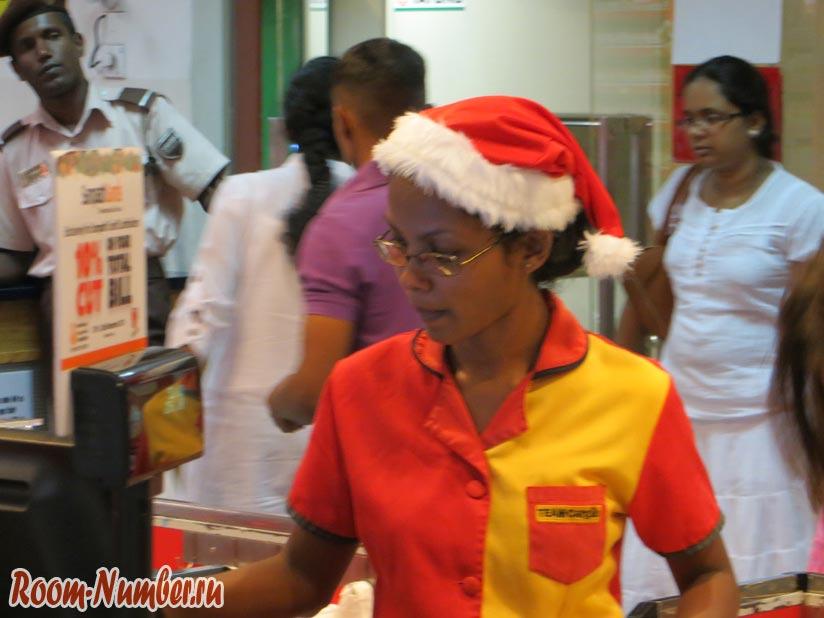 Шри ланка на новый год. Как Шри-Ланка готовится к Новому Году и Рождеству