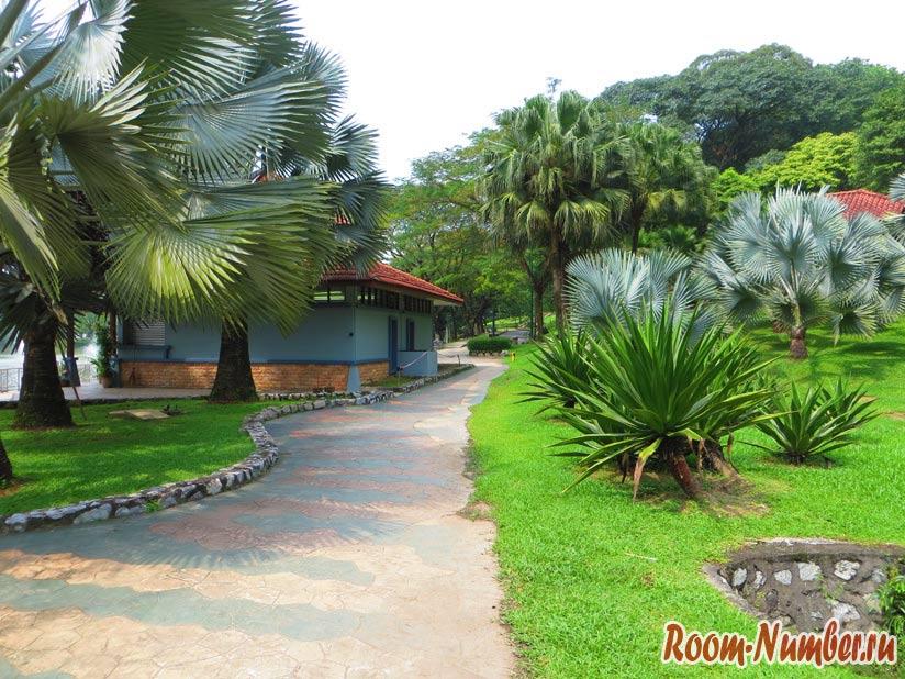 Perdana KL park
