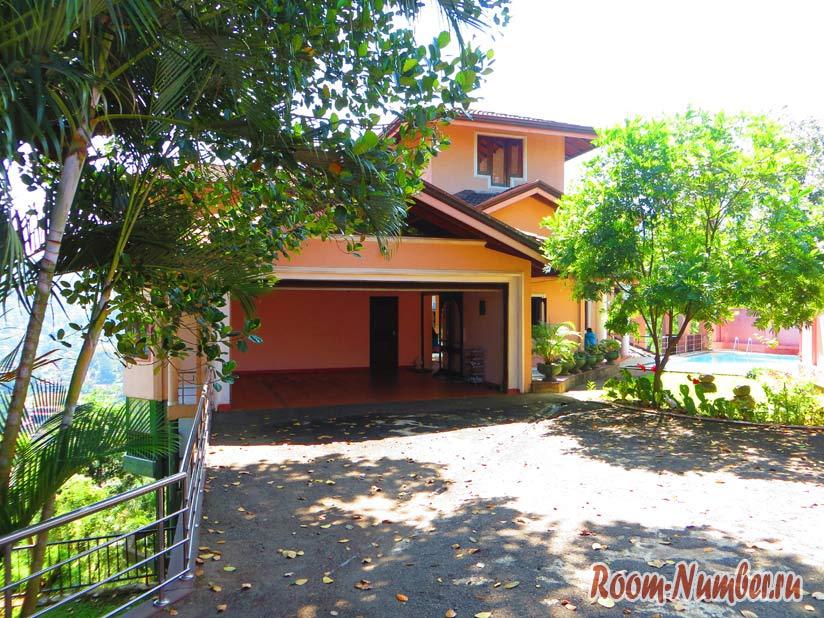 Kandy View Garden Hotel. Наш отзыв о трёхдневном проживании в отеле