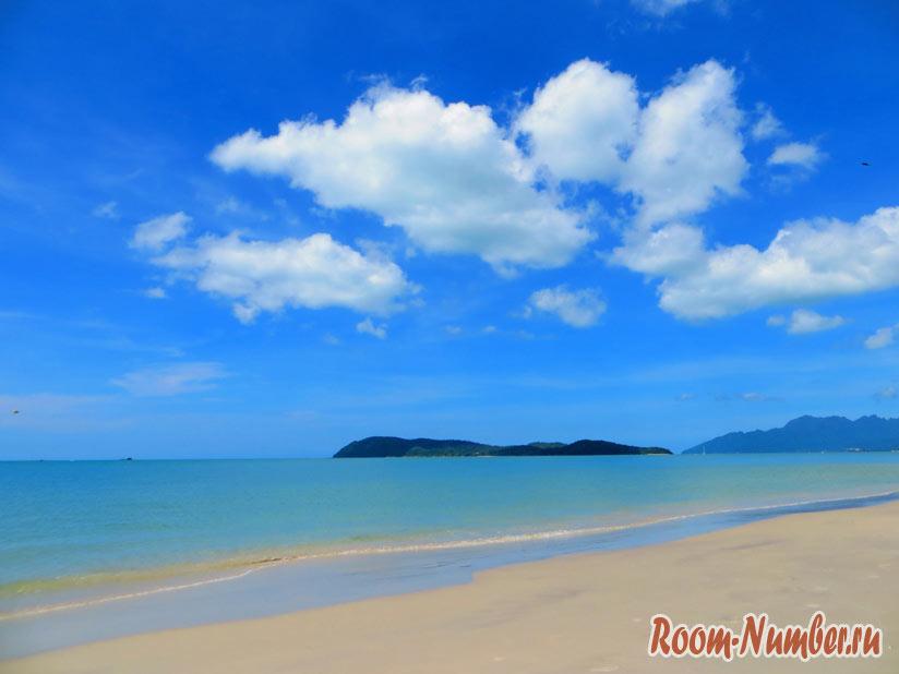Остров Лангкави — спокойное море, медузы, красивые закаты и магазины дьюти-фри