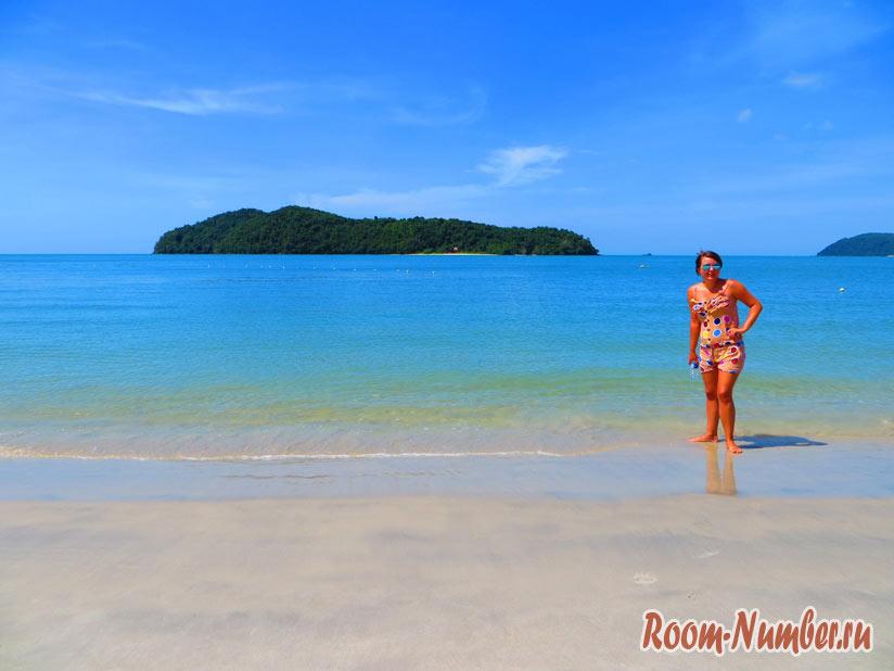 Остров Лангкави фото пляжей