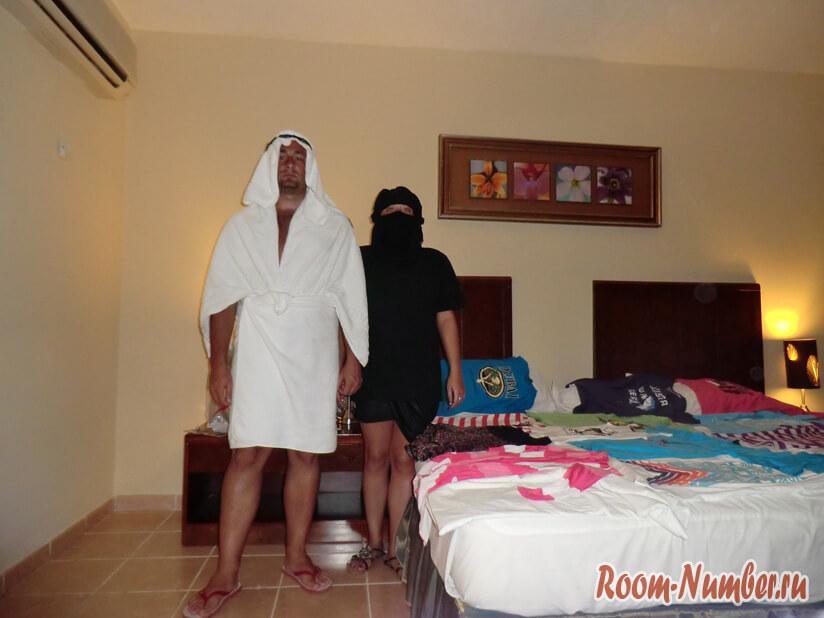 Bin Majid Beach Resort 4* ОАЭ (Рас Аль Хайма) наш отзыв об отеле