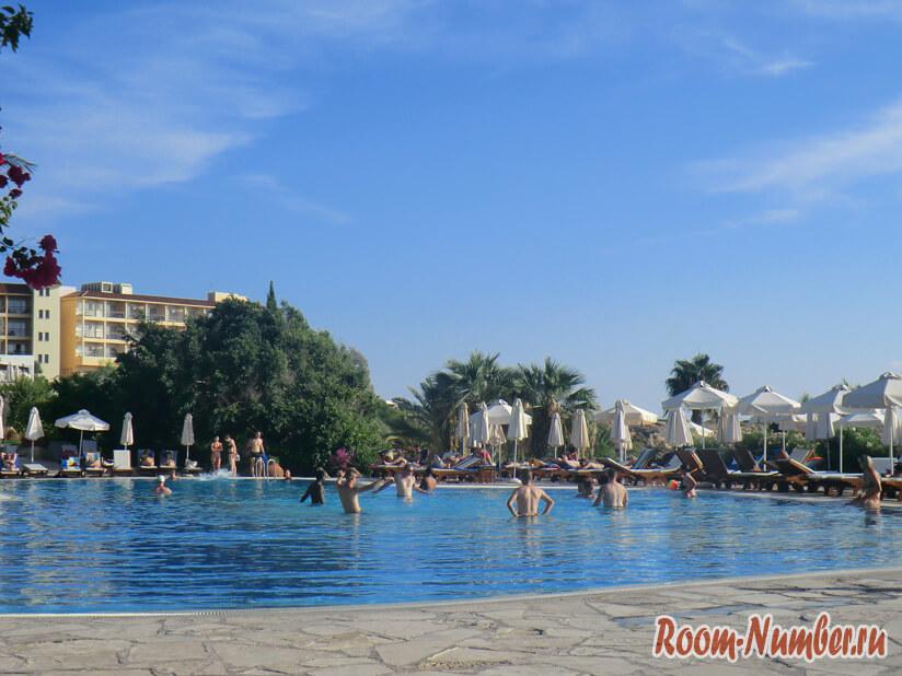 Отель Coral Beach, Кипр, Пафос