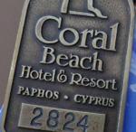 Coral-beach