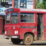 Как доехать от Когаллы до Унаватуны самому на общественном транспорте