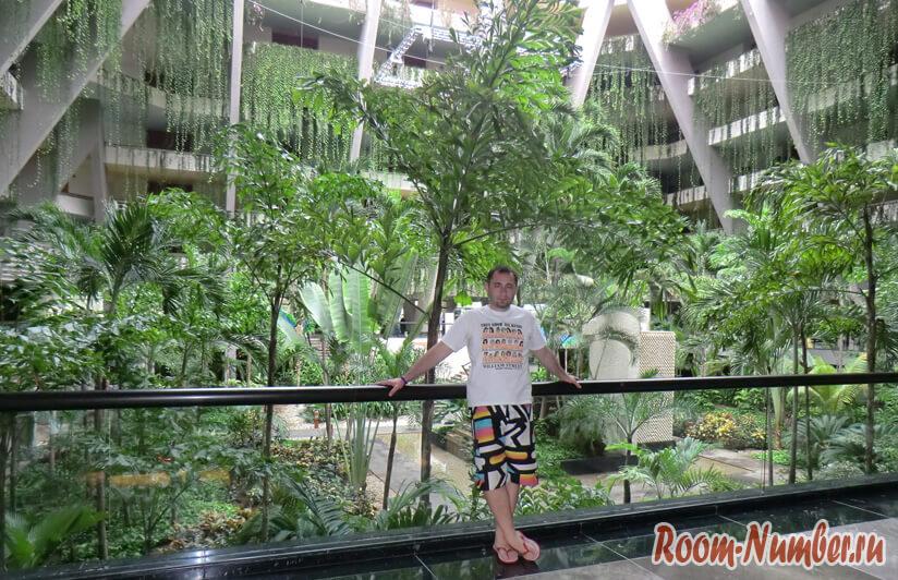 Oasis Cancun 5* Мексика (Канкун) наш отзыв об отеле