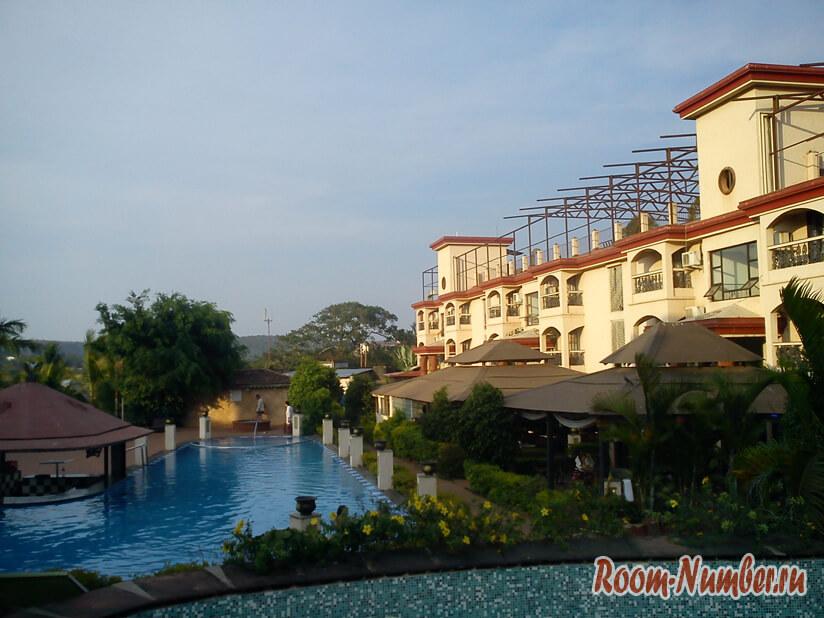 Sun City Resort 4* Гоа (Индия) реальные отзывы об отеле