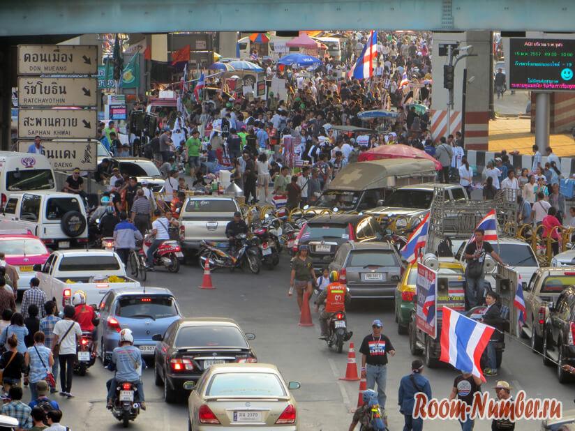 Военный переворот в Тайланде, комендантский час. Как обстоят дела на самом деле?