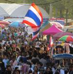 демонстрации в бангкоке