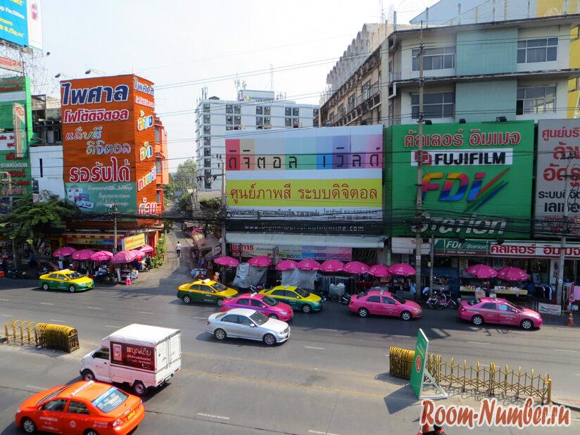 Бангкок сегодня