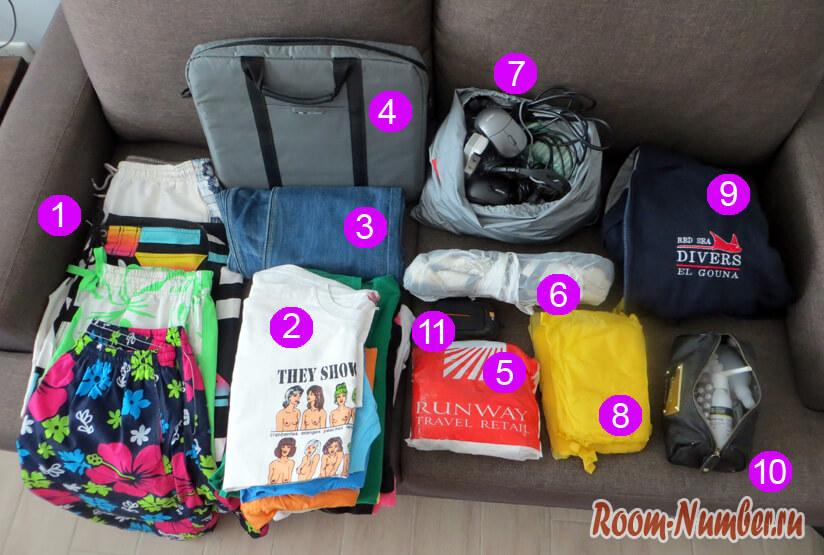 Что в наших рюкзаках