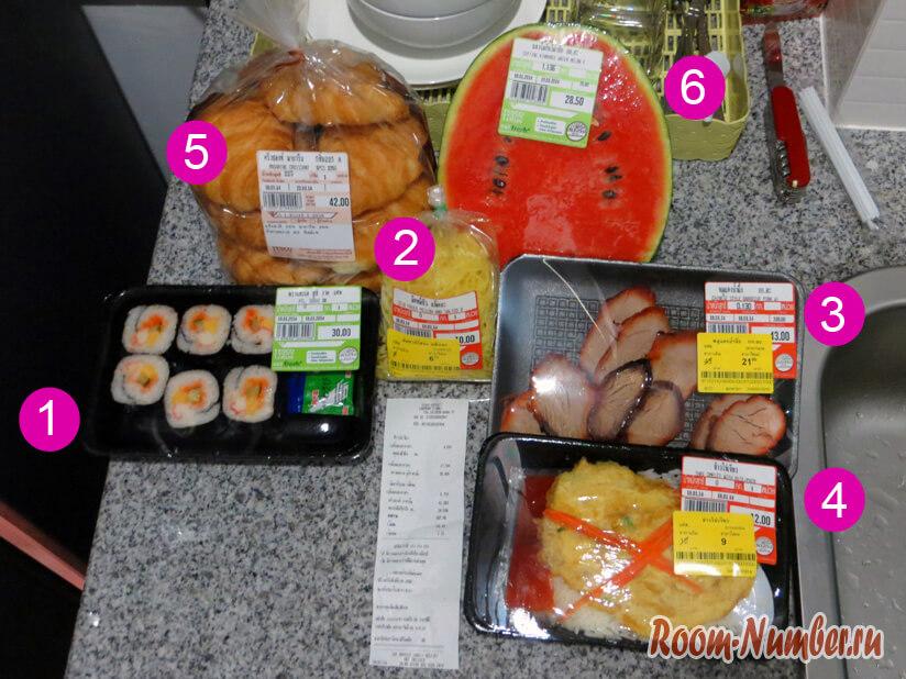 Как дёшево и вкусно поесть в Бангкоке за 1 доллар