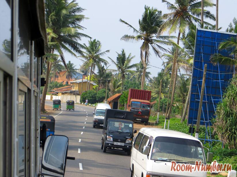 Как доехать до Мириссы из Коломбо: трансфер и способы добраться своим ходом
