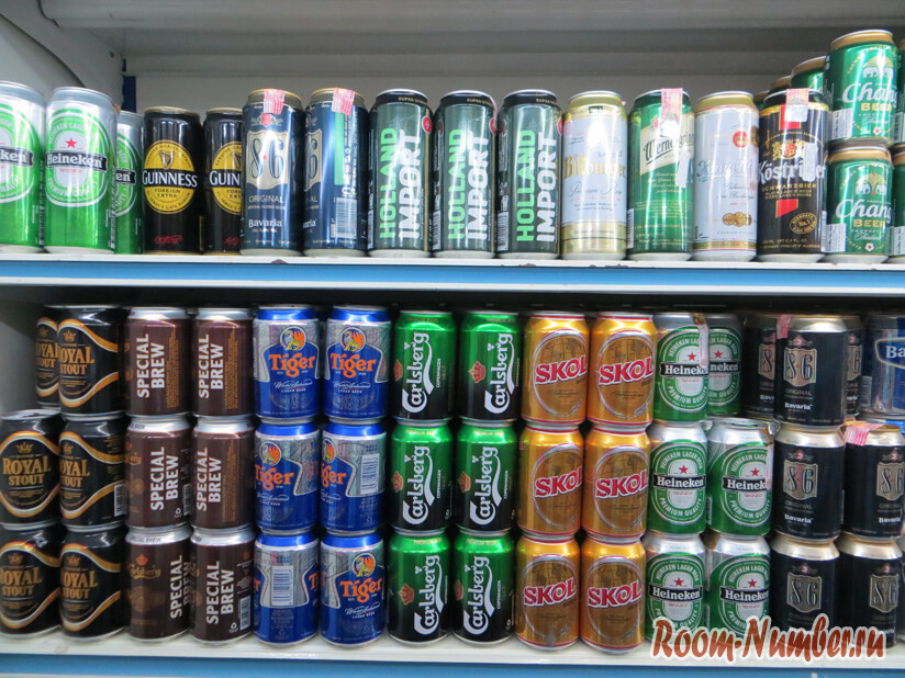 цены на питание и продукты в малайзии