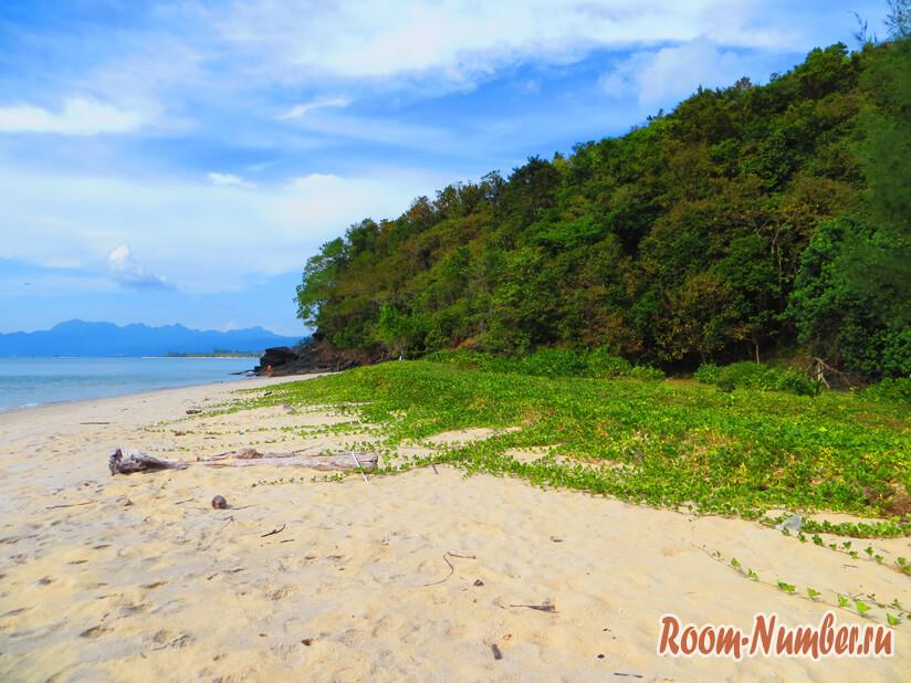 Langkawi пляжи
