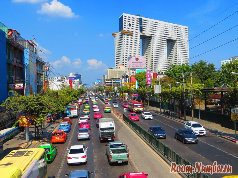 Аренда квартиры в Бангкоке