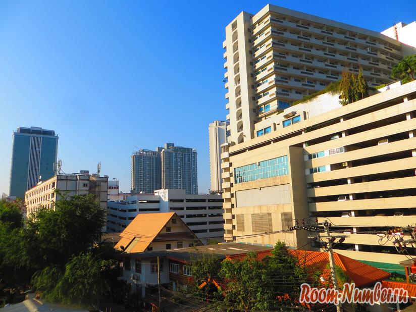 Поиск жилья в Бангкоке