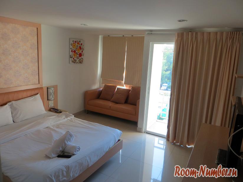 Хороший отель в Бангкоке за 800 бат в сутки — Spb Paradise Bangkok