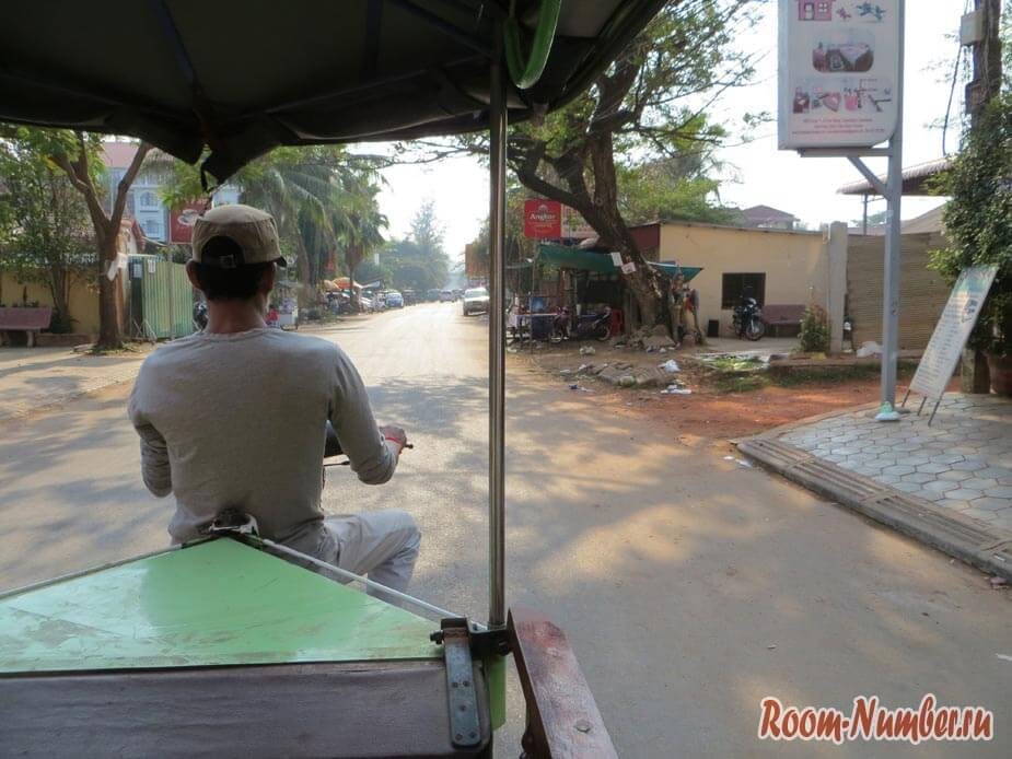 Ангкор Ват — главная достопримечательность Камбоджи. Наши фото и впечатления