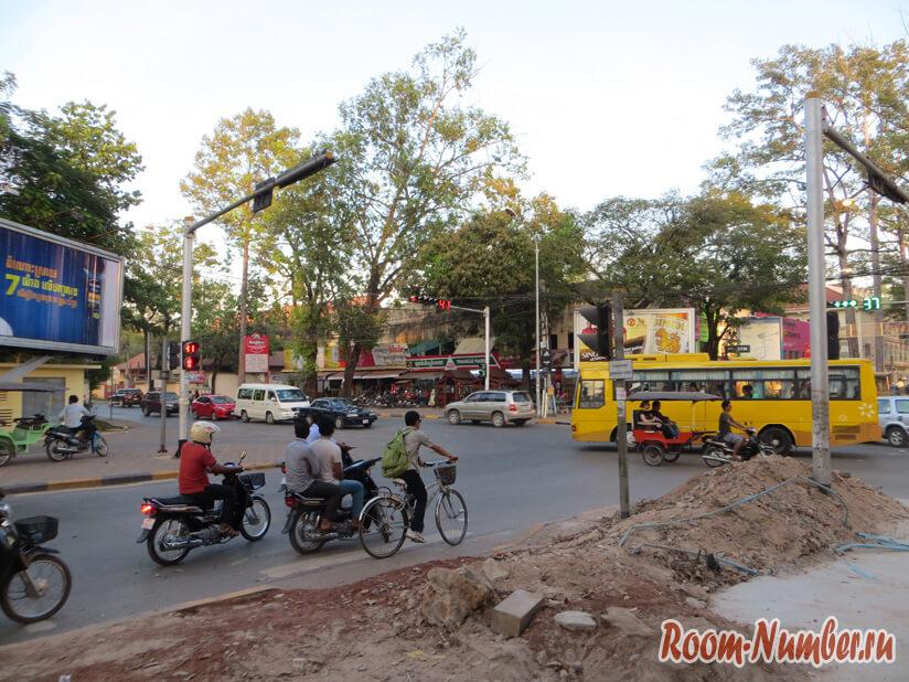 Сием Рип, Камбоджа: отзывы, фото и отели в центре