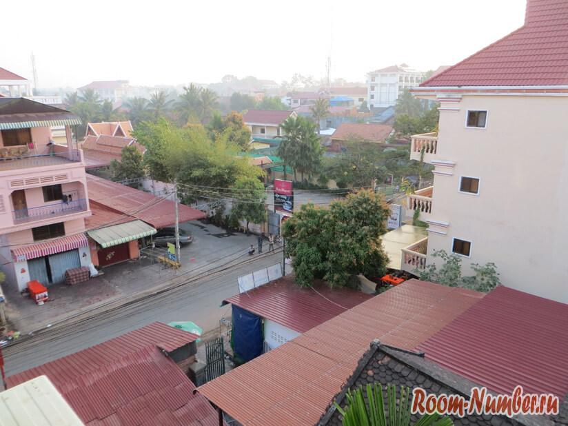 Vimean Angkor Pich Hotel – наш отзыв об отеле в Сием Рипе