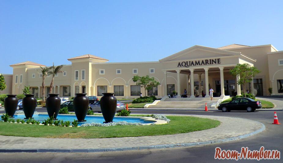 Jaz (Iberotel) Aquamarine Resort 5* — отель в Хургаде, в котором «нет моря» и мало русских