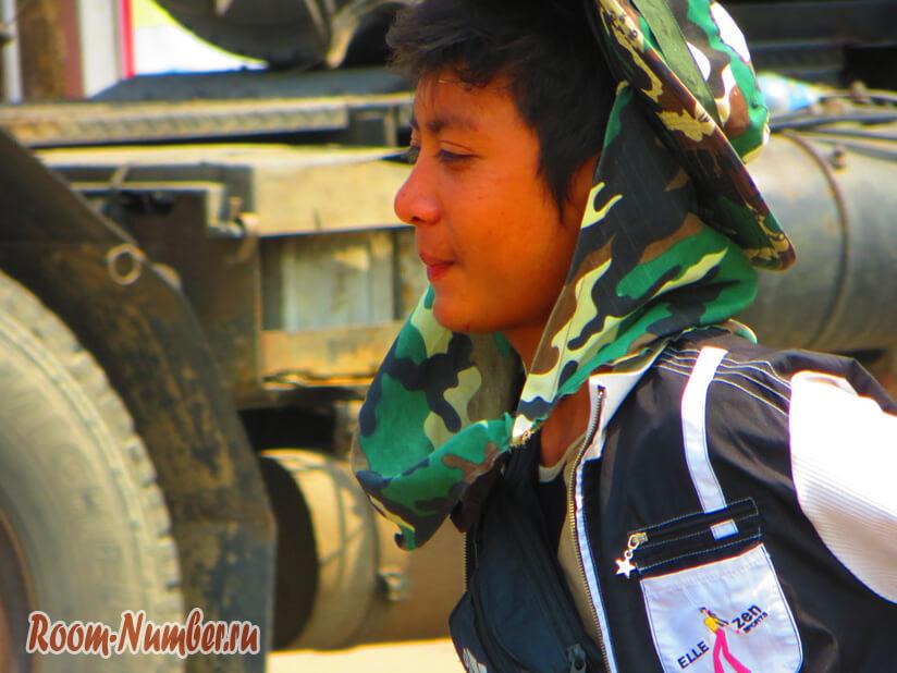 Камбоджа лица