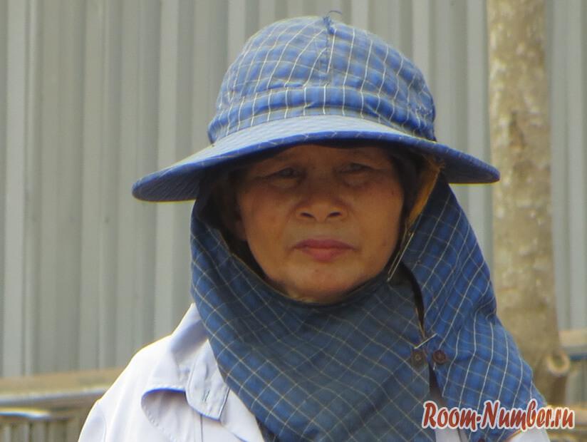 камбоджийка