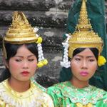 Лица Камбоджи