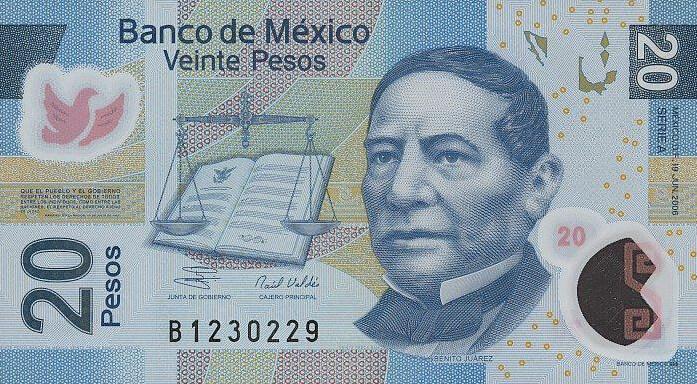 Деньги в Мексике. Какую валюту брать. Конвертер