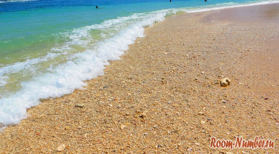 Море в Унаватуне