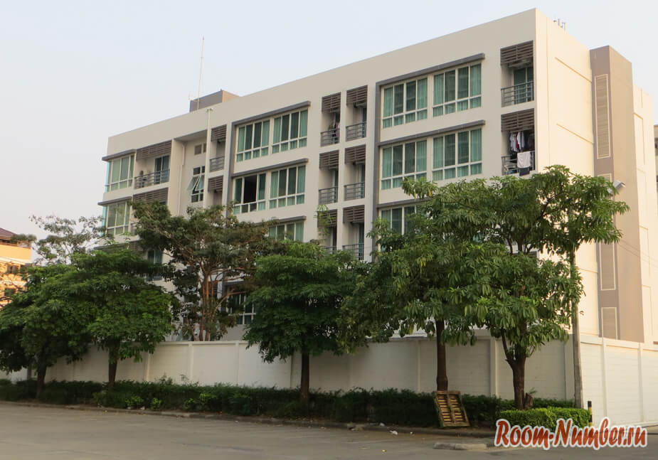 Наша первая квартира в Бангкоке в Solario Serviced Apartment