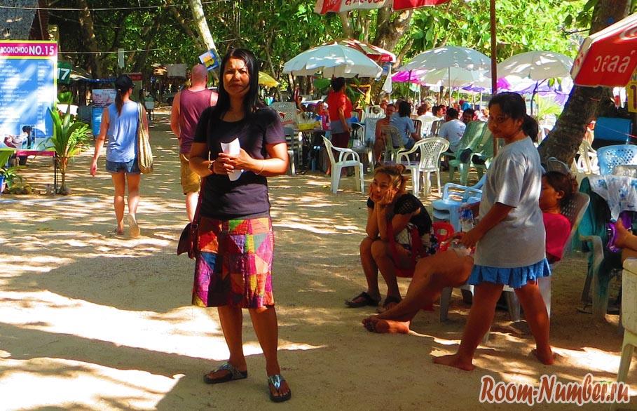 ao-nang krabi тайланд