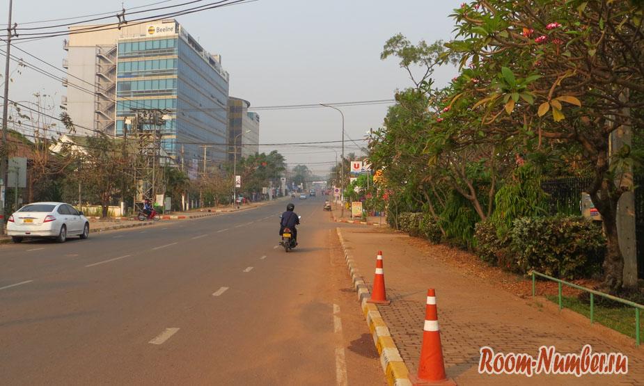 Достопримечательности Вьентьяна. Что мы посмотрели в Лаосе за 1 день